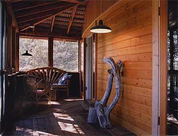 julian ca cabin porch